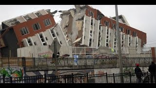 Worst 10 Earthquakes In The World HD 2015
