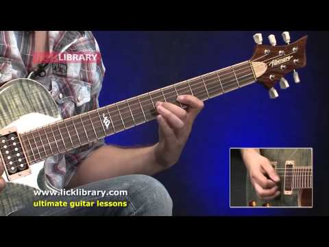 51 Killer Fusion Licks - Guitar Lessons By Tom Quayle | New Licklibrary DVD