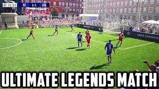 F2 VS FIFA LEGENDS! 😱🎮⚽ ft. DEL PIERO, FIGO, ROBERTO CARLOS, F2FREESTYLERS & more!