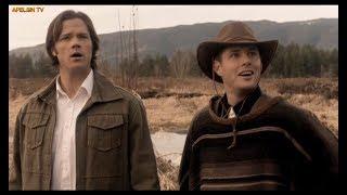 Сэм и Дин попали в Техас  | Сверхъестественное |