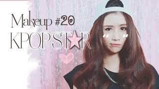 Quynh Anh Shyn - Makeup #20 : KPOP STAR
