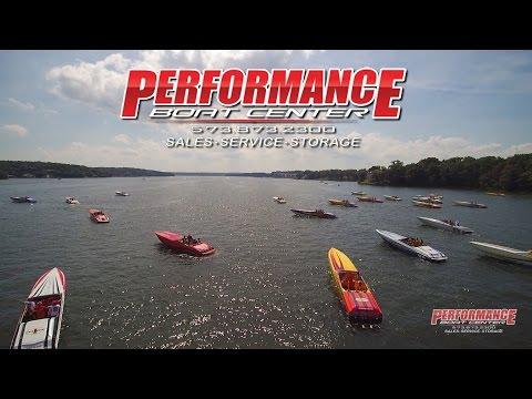 Performance Boat Center Cigarette Rendezvous 2016