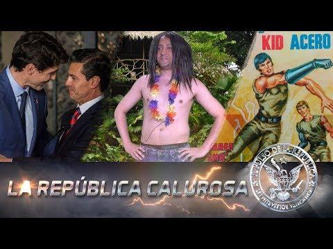 LA REPÚBLICA CALUROSA - EL PULSO DE LA REPÚBLICA
