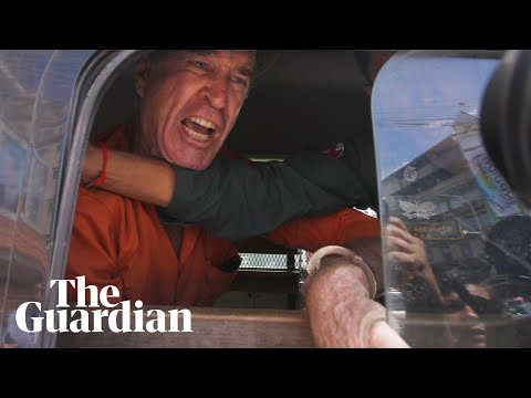 James Ricketson: Australian film-maker charged with espionage
