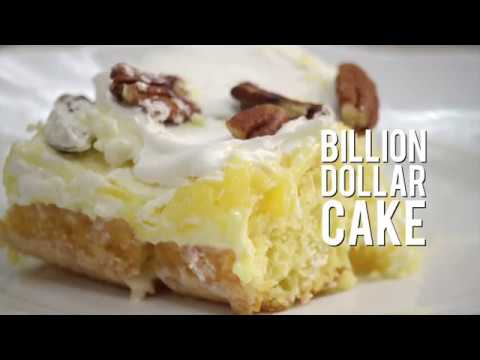 Billion Dollar Cake
