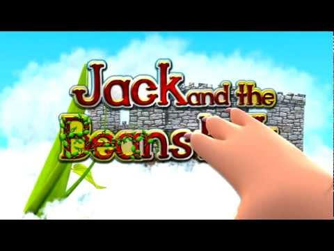 Jack and the Beanstalk 3D - Interactive Book