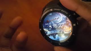 ดาวน์โหลดเพลง How To Add Clockskin To Smartwatch Kingwear Kw 88 หรือ