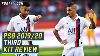 PSG 2019/20 NIKE THIRD SHIRT | KIT REVIEW