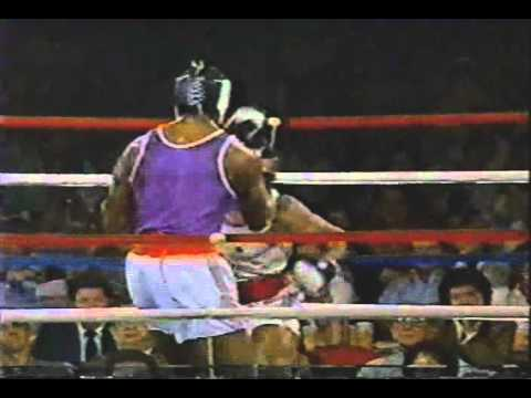 For that Tyson amateur fights