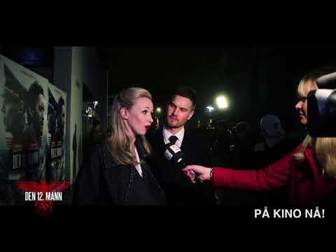 Premiere på Den 12. mann i Fredrikstad