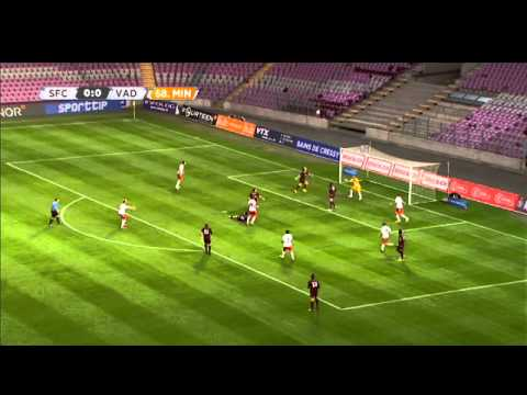 Highlights Servette Vaduz 2e tour)   Multimedia   Swiss Football League