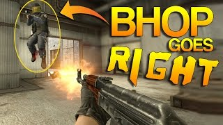CS:GO - When BHOP goes RIGHT! #8