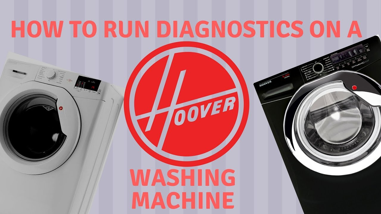 How to reset a Hoover/ Candy washing machine PCB /self diagnosis without  mobile app
