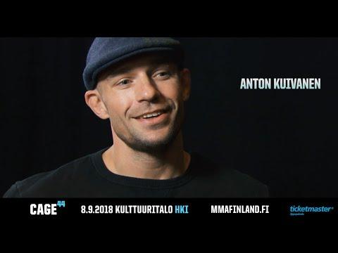 CAGE44Anton Kuivanen: Tyrmäys tai luovutusote kelpaa!