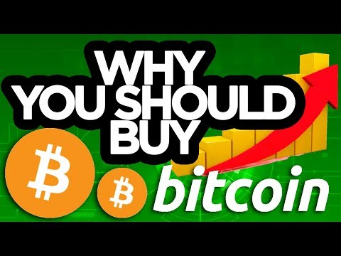 WHY YOU SHOULD BUY BITCOIN NOW!