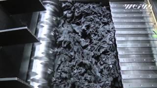 Промышленный шредер для пластика, пластмасс WEIMA WLK 15(, 2013-11-20T17:22:52.000Z)