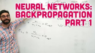 10.14: Neural Networks: Backpropagation Part 1 - The Nature of Code