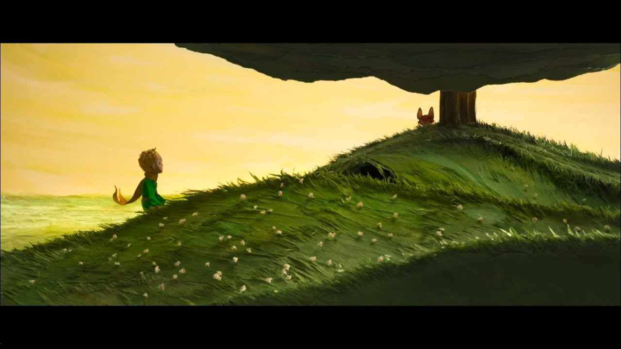 The Little Prince Trailer Video: The Little Prince (2015)