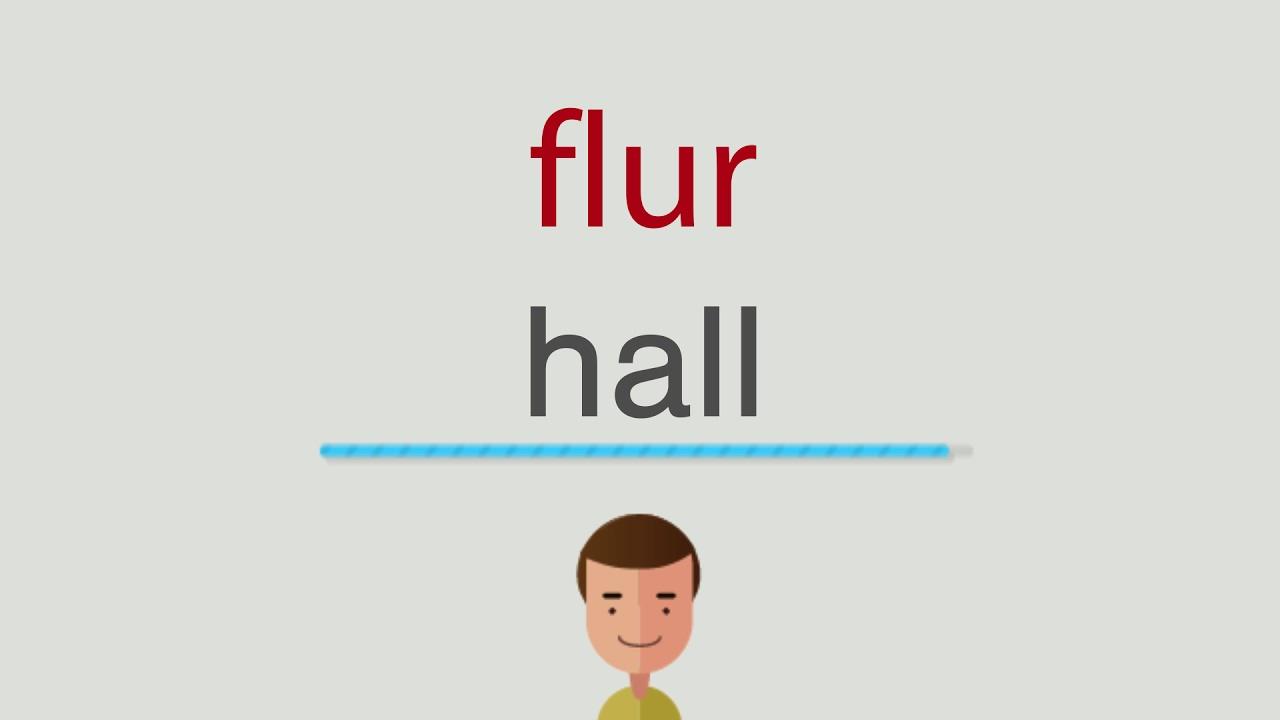 Was Heißt Flur Auf Englisch wie heißt flur auf englisch
