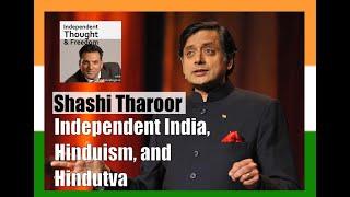 53 Shashi Tharoor Defending India's Open Heritage