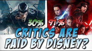 The Reason Disney Films Score High on Rotten Tomatoes