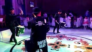 Барабанное шоу в Астане