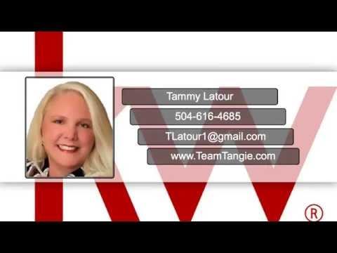 Hi, I'm Tammy Latour, Realtor  - Team Tangie