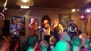Rummelsnuff - Straßenbau (live) - Dresden, 3.9.2016