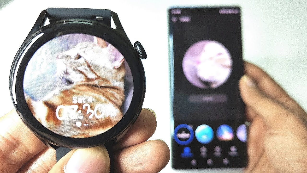 How to Use Your Own Videos as WatchFace on Huawei Watch 3 and Watch 3 Pro