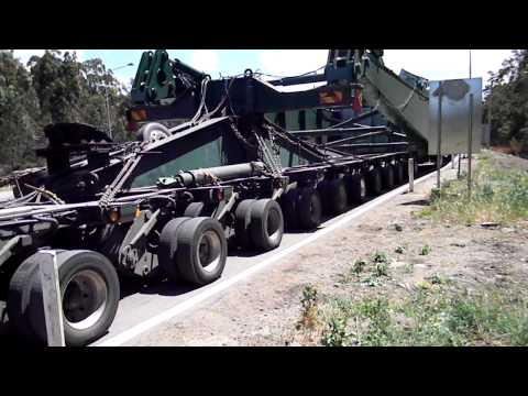 Trucks Oversize with 472 tyres
