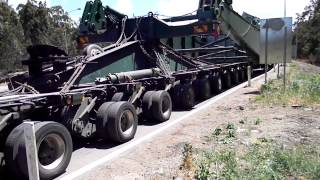 Truck Oversize , 472 tyres , wow so unbelievable I am never see something like this in my life