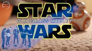 Star Wars Theme Medley - samuraiguitarist (Bluegrass)