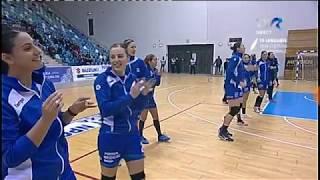 SCM Craiova - CSM Bucuresti first half LN 2019