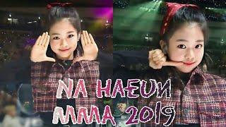 나하은(Na Haeun) - MMA 2019 (멜론뮤직어워드 2019) Dance Practice [Behind the Scene]