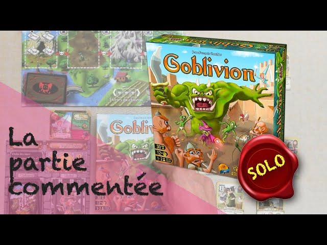 Goblivion - La partie SOLO commentée