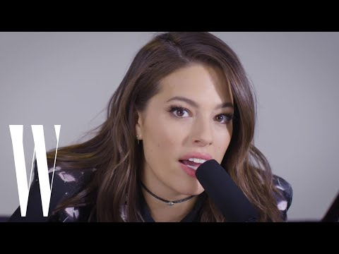 Model Ashley Graham Explores ASMR with Whipped Cream and Starbursts | W Magazine
