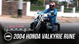 homepage tile video photo for 2004 Honda Valkyrie Rune - Jay Leno's Garage