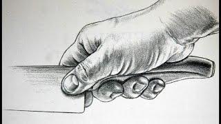 Как правильно держать нож и  научиться быстро резать.(Как держать кухонный нож и правильно научиться резать,обучающее видео от Дмитрия Мещерякова.Быстро и непри..., 2015-02-18T21:53:52.000Z)
