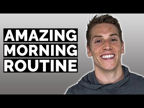 How you can Make Your Personal Best Morning Routine