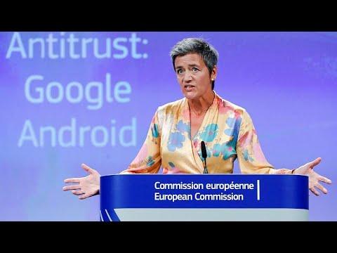 """Infração """"muito grave"""" da Google leva a multa recorde"""