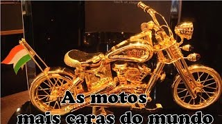 As Motos Mais Caras do Mundo
