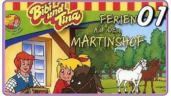 Bibi und Tina, Ferien auf dem Martinshof #01 - Lets Play #BibiundTina