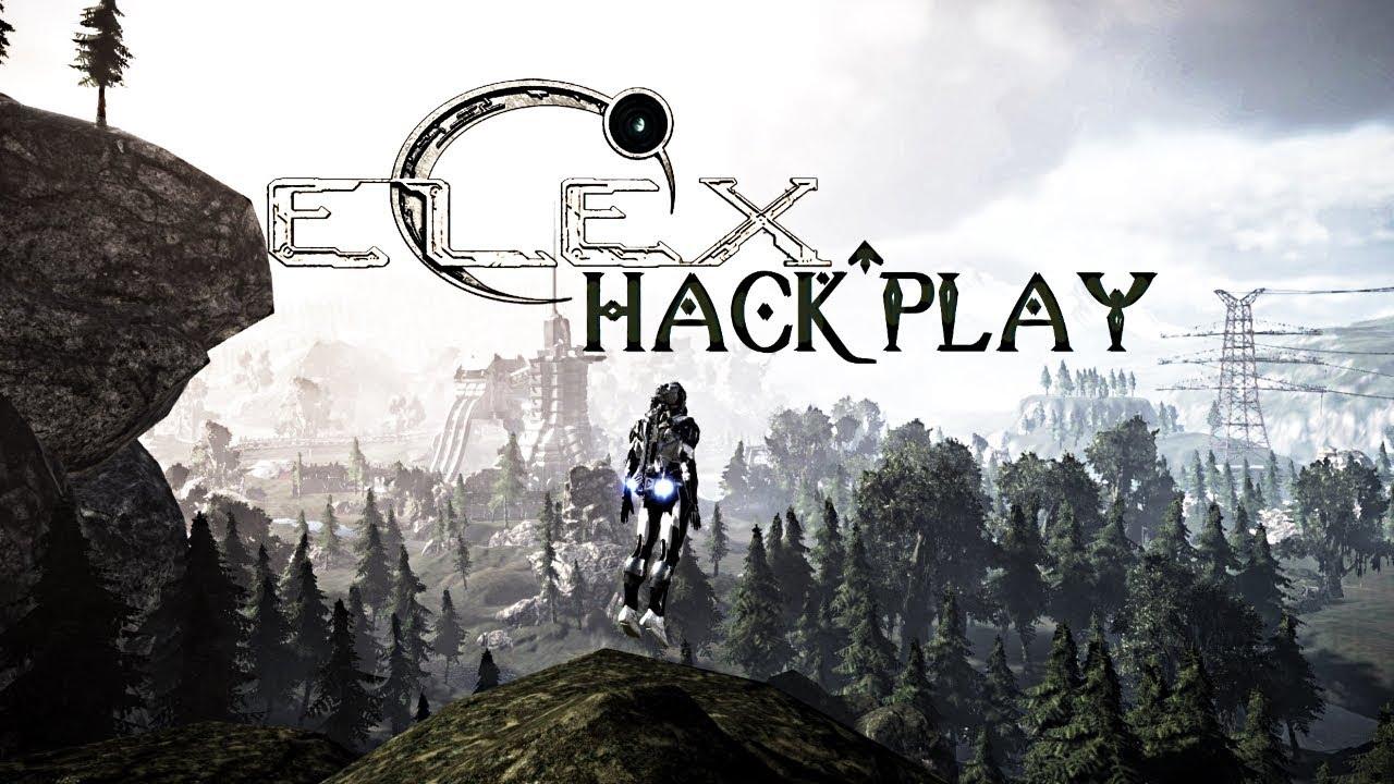 Hack Spiel