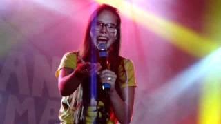Stefanie Heinzmann - Roots to Grow - Intro - Live - Stadtfest Zwickau - 20.8.2011