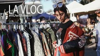 Лос Анджелес ВЛОГ: Одеваюсь в СЕКОНД ХЕНД? #RUwithme