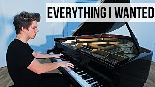Billie Eilish - everything i wanted (Piano cover) by Peter Buka
