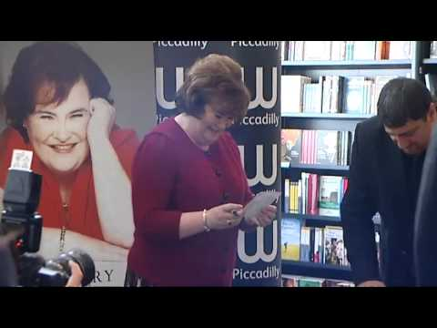 Susan Boyle: The musical