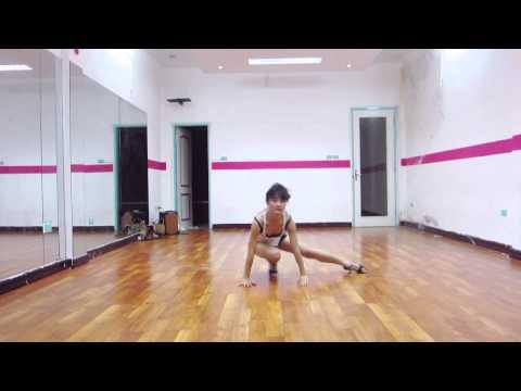 On The Metro (Girls Aloud) - Hiphop on heels Class - Le Cirque DAnce studio