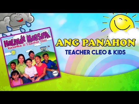 Teacher Cleo & KIds - Ang Panahon (Lyrics Video)