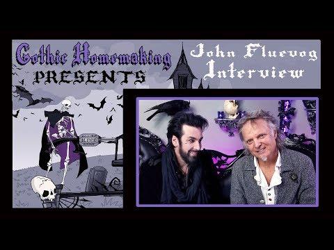 John Fluevog Interview - Gothic Homemaking Presents